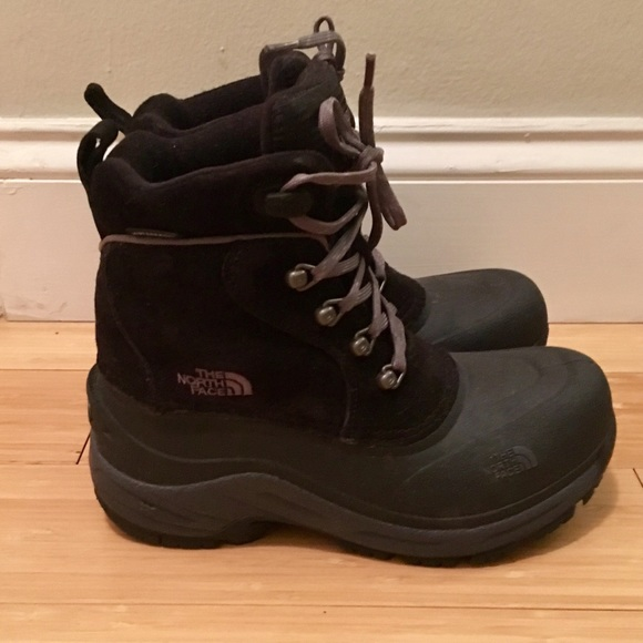 3cf29c3e0 The North Face Insulated Waterproof Snow Boots